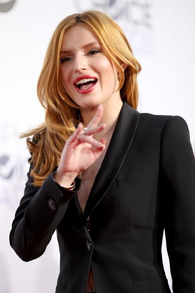 上半身「The 41st Annual People's Choice Awards - Red Carpet」:写真・画像(19)[壁紙.com]