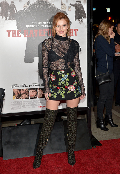 "Skirt「The Weinstein Company Presents The World Premiere Of ""The Hateful Eight"" - Red Carpet」:写真・画像(3)[壁紙.com]"