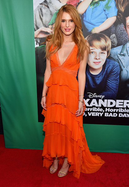 """Sleeveless「The World Premiere of Disney's """"Alexander and the Terrible, Horrible, No Good, Very Bad Day"""" - Red Carpet」:写真・画像(14)[壁紙.com]"""