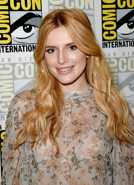 "Pale Pink「Comic-Con International 2015 - ""Scream"" Press Room」:写真・画像(8)[壁紙.com]"