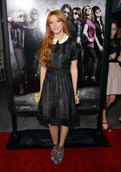 """Peter Pan collar「Premiere Of Universal Pictures And Gold Circle Films' """"Pitch Perfect"""" - Arrivals」:写真・画像(13)[壁紙.com]"""