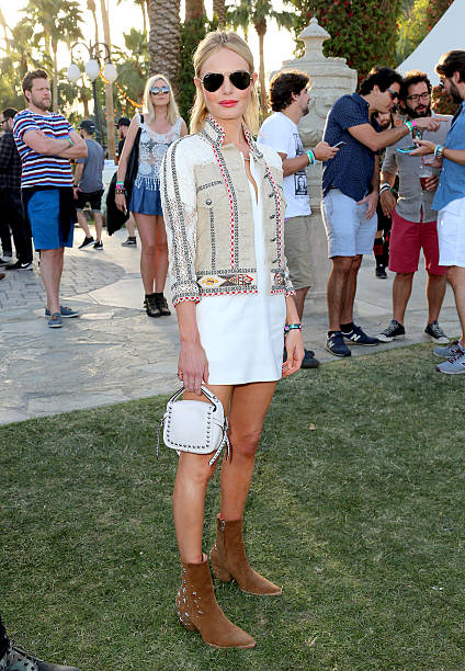 Street Style At The 2015 Coachella Valley Music And Arts Festival - Weekend 1:ニュース(壁紙.com)