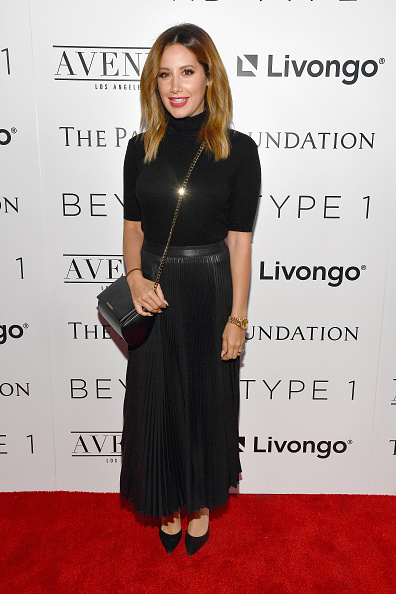 Ashley Tisdale「Beyond LA Cocktail Party Benefiting Beyond Type 1」:写真・画像(9)[壁紙.com]