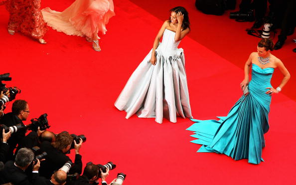 Strapless「Cannes 2008: Palme d'Or Closing Ceremony - Arrivals」:写真・画像(2)[壁紙.com]