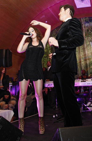 Baby Doll Dress「Robin Thicke's Album Release Party at Butter」:写真・画像(16)[壁紙.com]