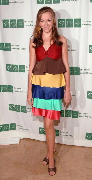 Phil McCarten「Andrea Bowen arrives at Crystal Ball」:写真・画像(13)[壁紙.com]