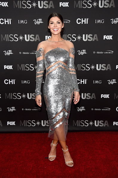 Silver Colored「2016 Miss USA Competition - Arrivals」:写真・画像(11)[壁紙.com]
