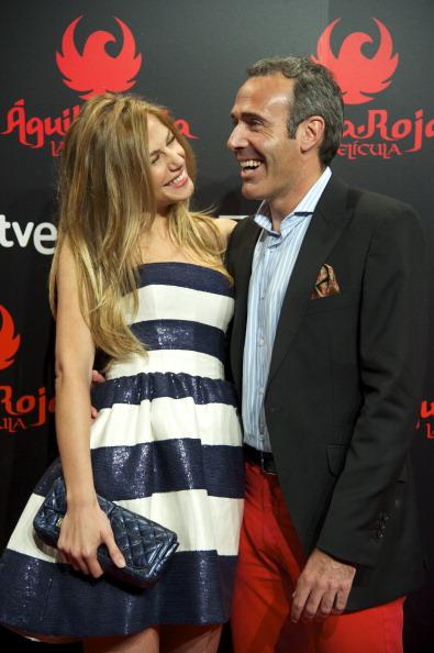 アレックス コレチャ「'Aguila Roja' Premiere in Madrid」:写真・画像(7)[壁紙.com]