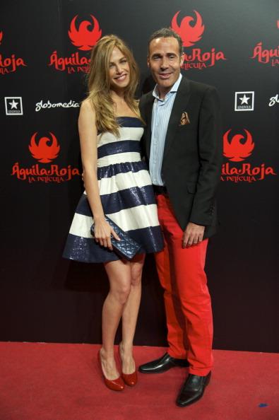 アレックス コレチャ「'Aguila Roja' Premiere in Madrid」:写真・画像(11)[壁紙.com]