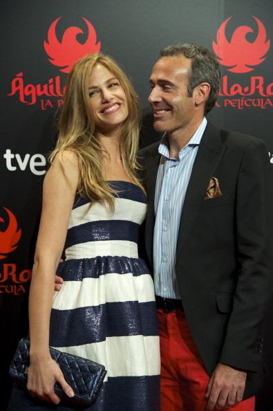 アレックス コレチャ「'Aguila Roja' Premiere in Madrid」:写真・画像(8)[壁紙.com]