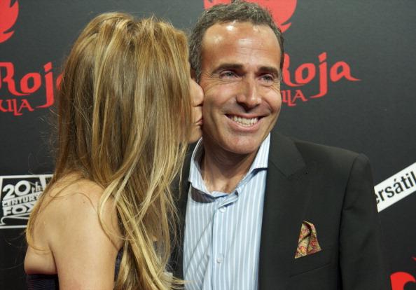 アレックス コレチャ「'Aguila Roja' Premiere in Madrid」:写真・画像(9)[壁紙.com]