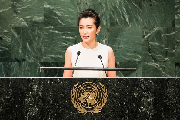 Li Bingbing「World Leaders Speak At UN Climate Summit」:写真・画像(8)[壁紙.com]