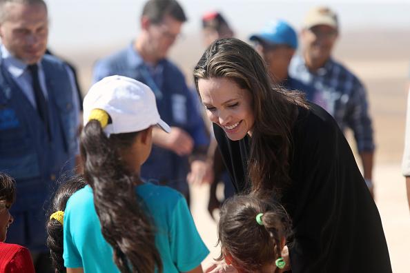 UNHCR「Angelina Jolie Attends UNHCR Press Conference」:写真・画像(12)[壁紙.com]