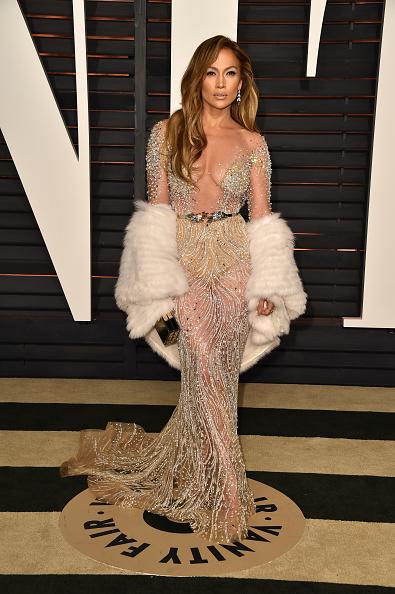 Jennifer Lopez「2015 Vanity Fair Oscar Party Hosted By Graydon Carter - Arrivals」:写真・画像(11)[壁紙.com]