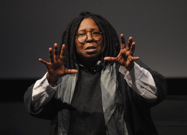 """Whoopi Goldberg「""""I Got Somethin' To Tell You"""" Screening And Q+A With Director Whoopi Goldberg Exclusively For American Express Cardmembers」:写真・画像(14)[壁紙.com]"""