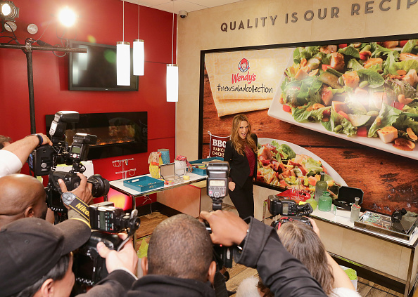 Salad「Wendy's Partners With Style Icon Molly Sims To Launch New Salad Collection」:写真・画像(11)[壁紙.com]