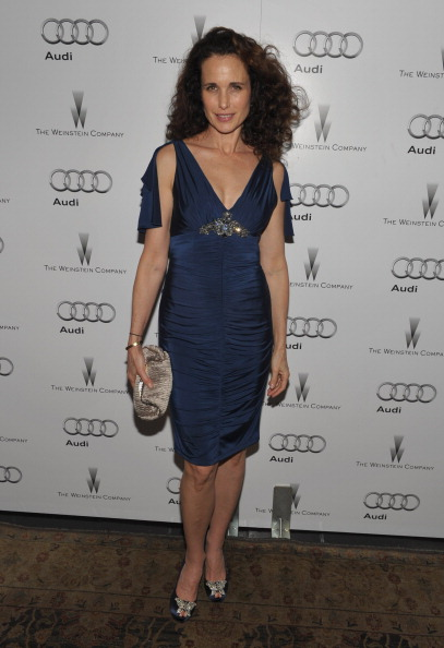 Embellished Dress「The Weinstein Company and Audi Celebrate Awards Season at Chateau Marmont」:写真・画像(5)[壁紙.com]