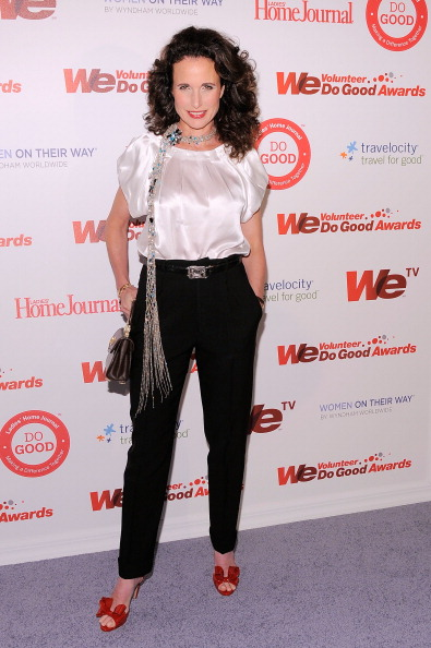 Shirt「WE tv And Ladies' Home Journal Present The First Annual WE Do Good Awards - Red Carpet」:写真・画像(12)[壁紙.com]