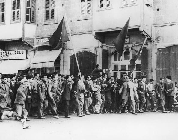 Republic Of Cyprus「Cyrpus Riots」:写真・画像(5)[壁紙.com]