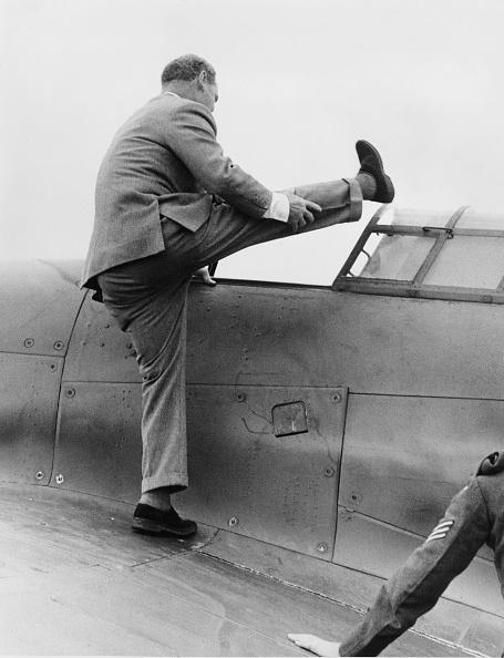 クライミング「Douglas Bader At RAF Duxford」:写真・画像(5)[壁紙.com]