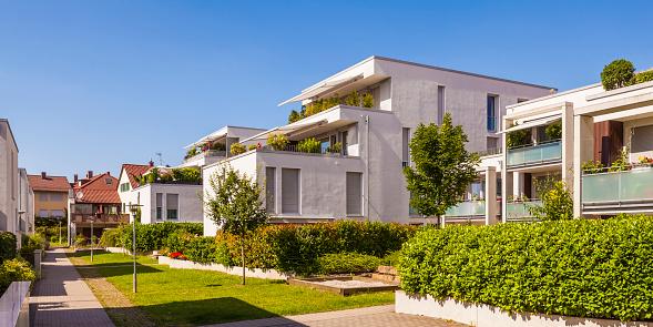 Solar Energy「Germany, Fellbach, passive house development area」:スマホ壁紙(19)
