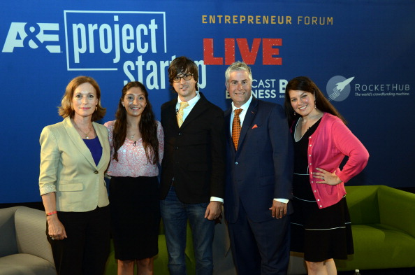 StartUp - Television Show「A+E Networks Project Startup Live - Boston」:写真・画像(4)[壁紙.com]