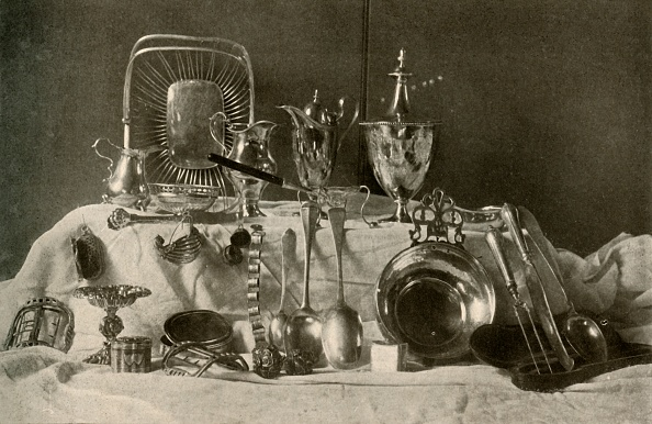 Silverware「Seventeenth Century Silver」:写真・画像(5)[壁紙.com]