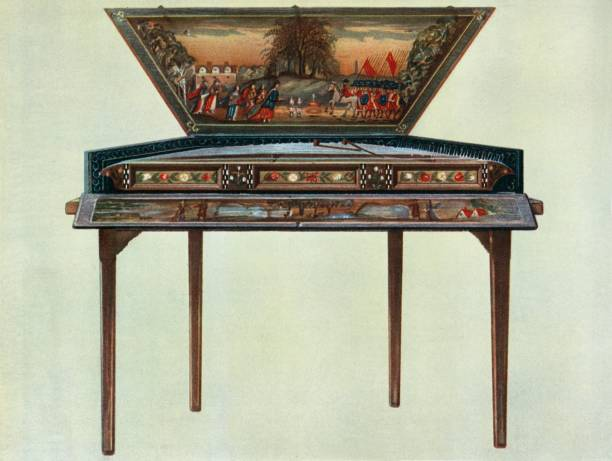 Seventeenth Century Dulcimer From H Boddingtons Collection 1:ニュース(壁紙.com)