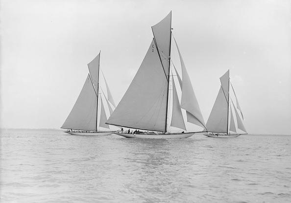 ヨットセーリング「The 19-Metre Class Norada」:写真・画像(19)[壁紙.com]