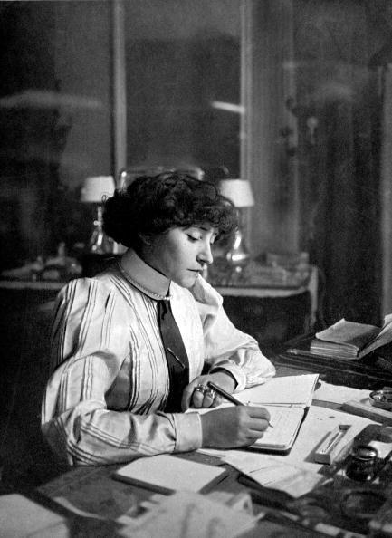 作家「french writer Colette (1873-1954), june 1922」:写真・画像(9)[壁紙.com]