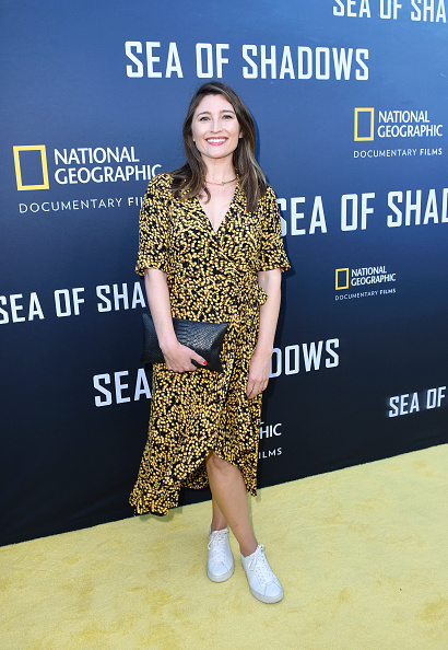 "Black Purse「National Geographic Documentary Films' ""SEA OF SHADOWS"" Los Angeles Premiere」:写真・画像(18)[壁紙.com]"