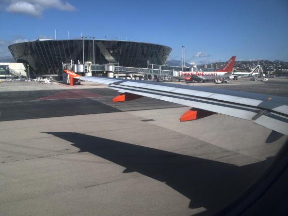 Nice Côte d'Azur Airport「Easyjet Plane」:写真・画像(2)[壁紙.com]
