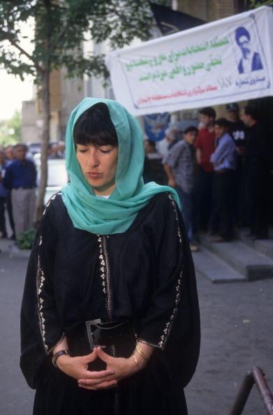 Kaveh Kazemi「Christiane Amanpour」:写真・画像(7)[壁紙.com]