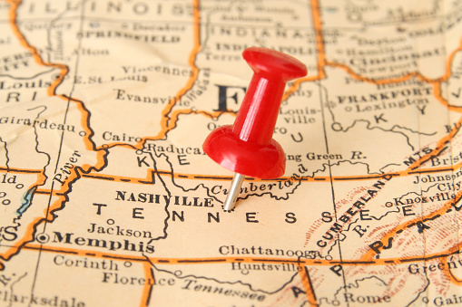 Southern countries「Nashville」:スマホ壁紙(15)