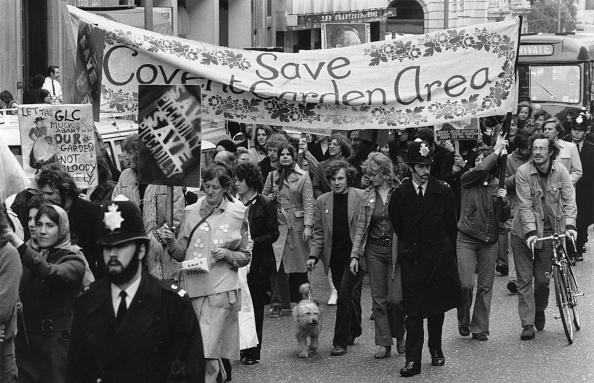 Covent Garden「Save Covent Garden」:写真・画像(4)[壁紙.com]