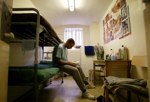 Prisoner「Tougher Sentencing Blamed For Crowded Prisons 」:写真・画像(16)[壁紙.com]