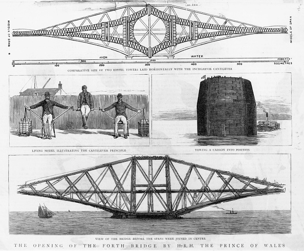 Variation「Forth Bridge」:写真・画像(18)[壁紙.com]