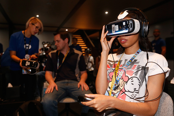 Simulator「Annual Gaming Industry Conference E3 Takes Place In Los Angeles」:写真・画像(13)[壁紙.com]