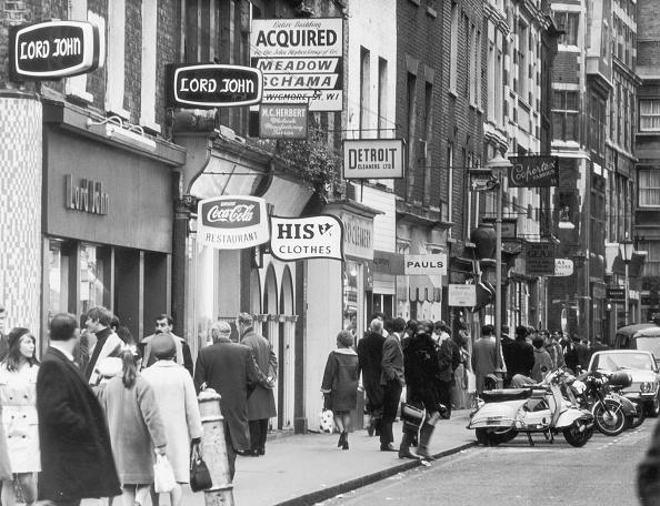 City Street「Carnaby Street」:写真・画像(6)[壁紙.com]