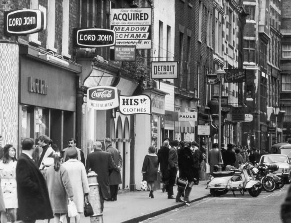 1960-1969「Carnaby Street」:写真・画像(14)[壁紙.com]