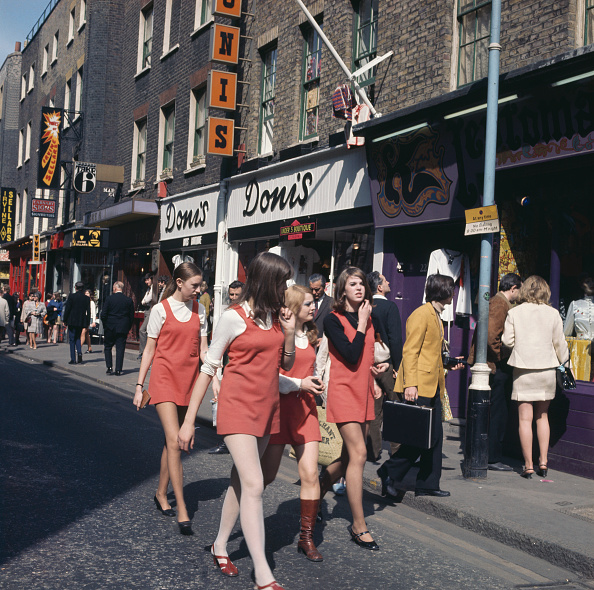 Mini Dress「Carnaby Street」:写真・画像(0)[壁紙.com]