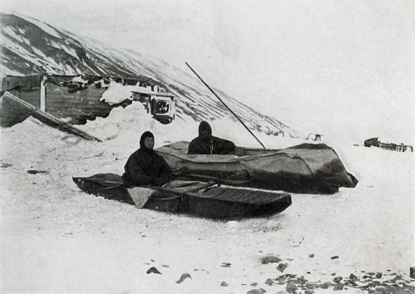 Ski Pole「The Two Kayaks Ashore」:写真・画像(19)[壁紙.com]