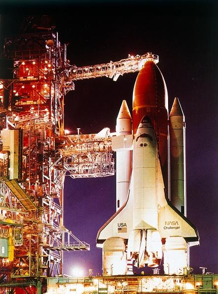 Karlsruher SC「Orbiter Challenger On Launch Pad,」:写真・画像(6)[壁紙.com]