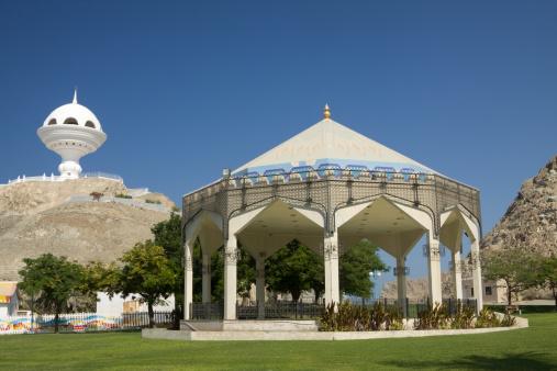 Entertainment Tent「Riyam Park in Muscat Oman」:スマホ壁紙(5)