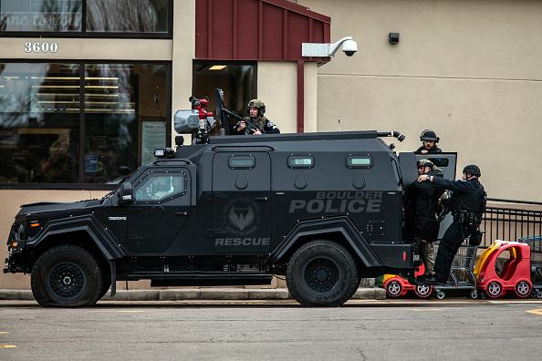 Colorado「Gunman Opens Fires At Grocery Store In Boulder, Colorado」:写真・画像(7)[壁紙.com]