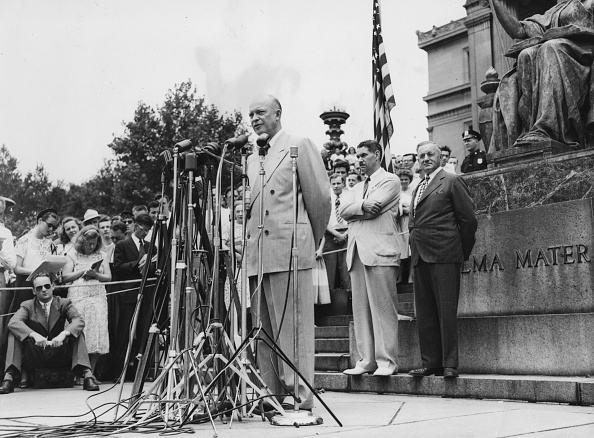 Columbia University「General Eisenhower」:写真・画像(17)[壁紙.com]