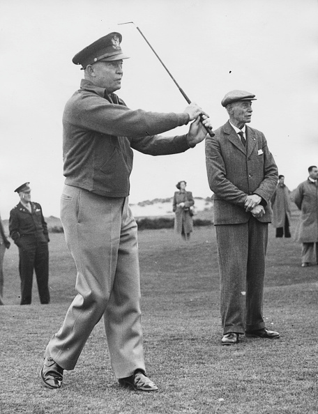 ゴルフ「General Eisenhower」:写真・画像(11)[壁紙.com]
