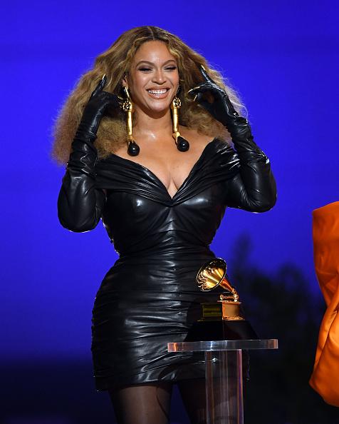 Beyonce Knowles「63rd Annual GRAMMY Awards – Telecast」:写真・画像(13)[壁紙.com]