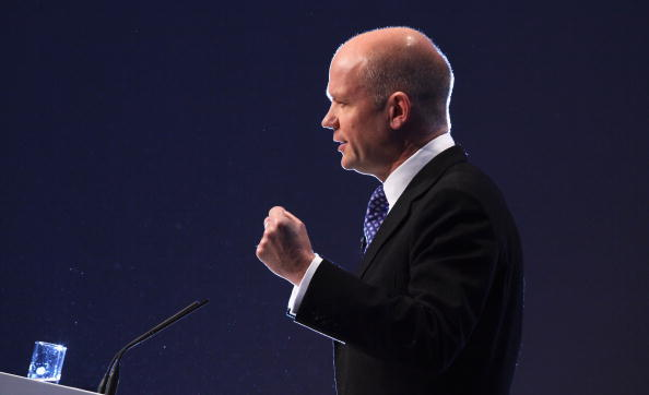 Shadow「The Conservatives Hold Their Annual Party Conference」:写真・画像(8)[壁紙.com]