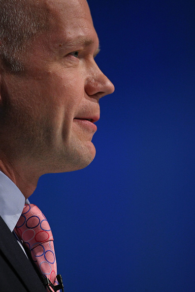 Shadow「The Conservatives Hold Their Annual Party Conference」:写真・画像(9)[壁紙.com]